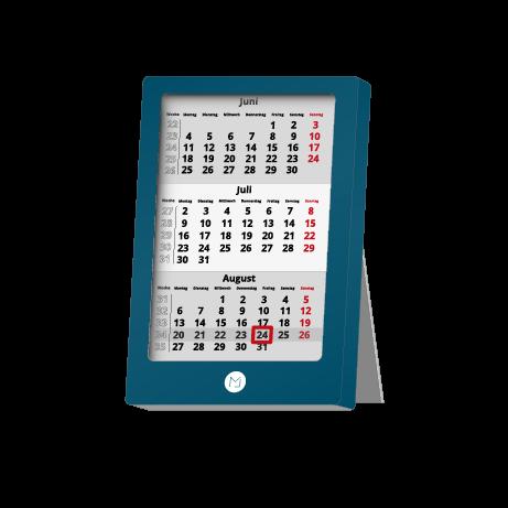 3-Monatskalender DATA - MINI - Zweijahreskalender